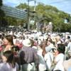 パレードの始まり始まり〜