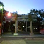 三島大社夏祭りは明日から