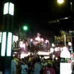 三島大社夏祭り2007山車サミット