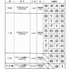 2013三島夏まつりうちわ当選番号表