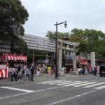 三嶋大社の風景20140816